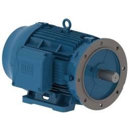 Motor Weg 4cv trifásico 380 volts alta rotação