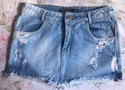 Saia jeans MILLER