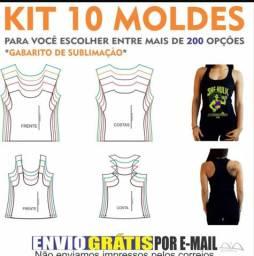Modelagem de roupa(fabricação própria )