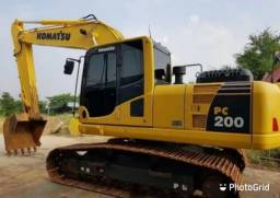 Escavadeira PC 200 (2015)