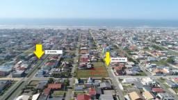 Dois terrenos  sendo que um esquina, Balneario Gaivota,  apenas 270.000