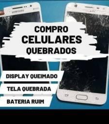 Samsung's , Motorolas e Iphones