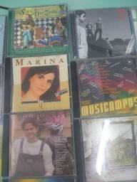 Lote de 19 CDs originais
