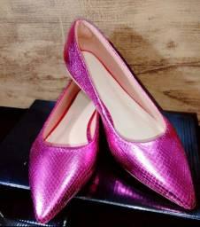 Sapatos Novos Miedu