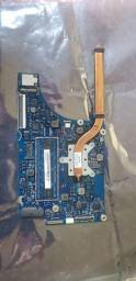 Placa Mãe Notebook Samsung Np900x3l Core I7 8gb De Ram
