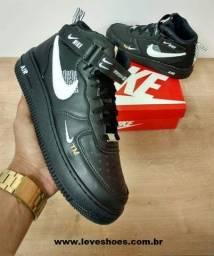 Título do anúncio: Tênis Nike Bota Air Force TM Barato