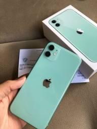 iPhone 11, 256GB green