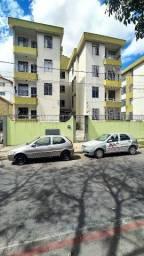 Título do anúncio: Apartamento com 3 dormitórios à venda, 62 m² por R$ 160.000,00 - Letícia - Belo Horizonte/