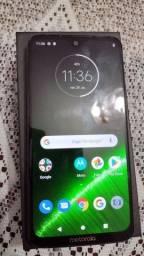 Motorola G7 Plus Muito novo