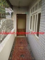 Tijuca - ampla casa de vila 3 quartos com terraço - CA00032