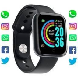Título do anúncio: Smartwatch D20 Pro