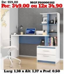 Escrivaninha de Estudo ou Mesa de Estudo - Pagamento e Entrega Sem Sair de Casa