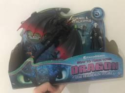Brinquedo como treinar seu dragão