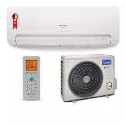 Ar-condicionado Inverter 9000 BTUs Springer Midea Usado