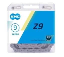 Corrente Kmc Z9 Index 9 Velocidades 116l Mtb Speed