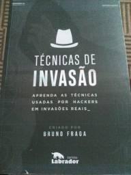 Livro de tecnicas de invasao