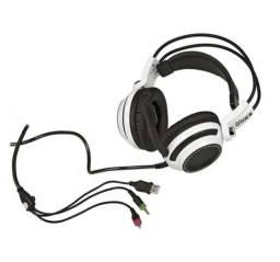 Headset Gamer 7.1 C/ Microfone Usb + P2 Pc Ps4 Xbox Kp-400