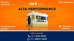 Título do anúncio: Bateria 150Ah moura caminhão e ônibus scania
