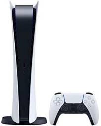 Console Playstation 5 digital - PS5 Novo lacrado com nfe!