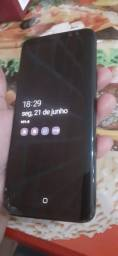 Samsung S8 , carregador e fone