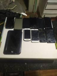 Telefone e peças de telefone para retirada de peças