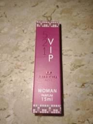 Perfume Feminino 521 (212 Vip)- versão de bolso