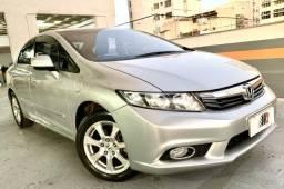 Honda - Civic 1.8 EXS Aut. 2012 (apenas 61.000km)