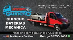 Guincho reboque mais barato de Brasília
