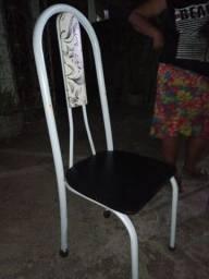 Cadeira de tubo vendo 4