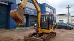 Escavadeira Caterpillar 306*5,7 T*ano 2012 2834 Hs * Repasse