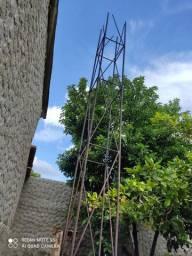 Torre para caixa d'agua