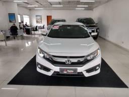 Honda Civic EXL top de linha baixo KM-2017