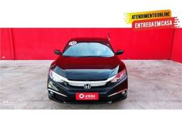 Honda Civic 2.0 FlexOne EX AT *Impecável* IPVA 2021 Total pago
