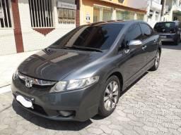 Título do anúncio: Civic LXL 1.8 automático GNV