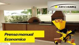 Prensa Manual  de tijolo ecologico Maximus Pro