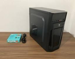 Cpu Home Office Com Wifi ! I5 2500k ! 8Gb De Ram ! Ssd 120Gb ! W10 Pro