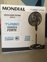 Ventilado Mondial novo na caixa 110v