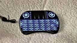 Promoção Mini Keyboard Tv smart