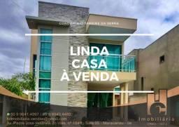Casa Duplex à Venda No Condominio Jardins Da Serra em Maracanaú-CE. Ótima Oportunidade!