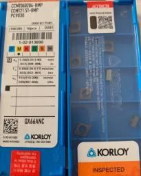 Pastilha CCMT060204 - HMP pc9030 Korloy