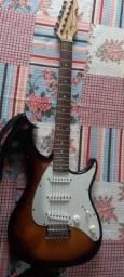 Título do anúncio: Guitarra Peavey + Guitarra Cruzer + Pedaleira ZOOM G1XNext