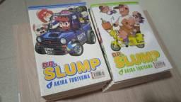 Coleção - Mangá Dr. Slump (18 vols.) [SEMI-NOVO]