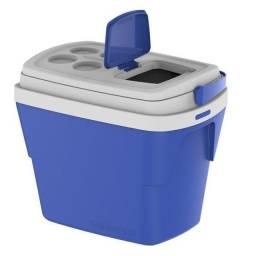 Caixa térmica 28L azul (Nova)