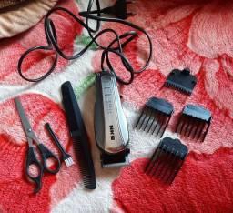 Maquininha de cortar cabelo NKS STYLE