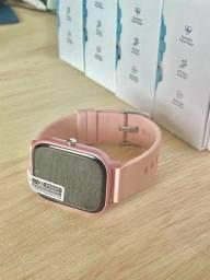 Smartwatch P8 SE relógio inteligente promoção até domingos