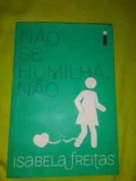 Livro não se humilha não