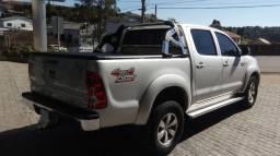 Toyota Hilux SRV 2010 diesel automática