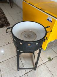 Título do anúncio: Fritadeira à gás (ENTREGO)