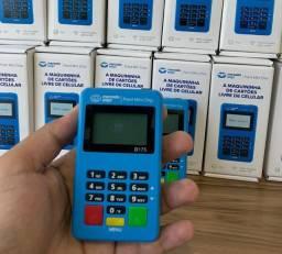 Maquina de Cartão Point Mini Chip