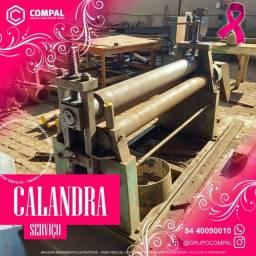 Título do anúncio: Dobra CNC corte Calandra